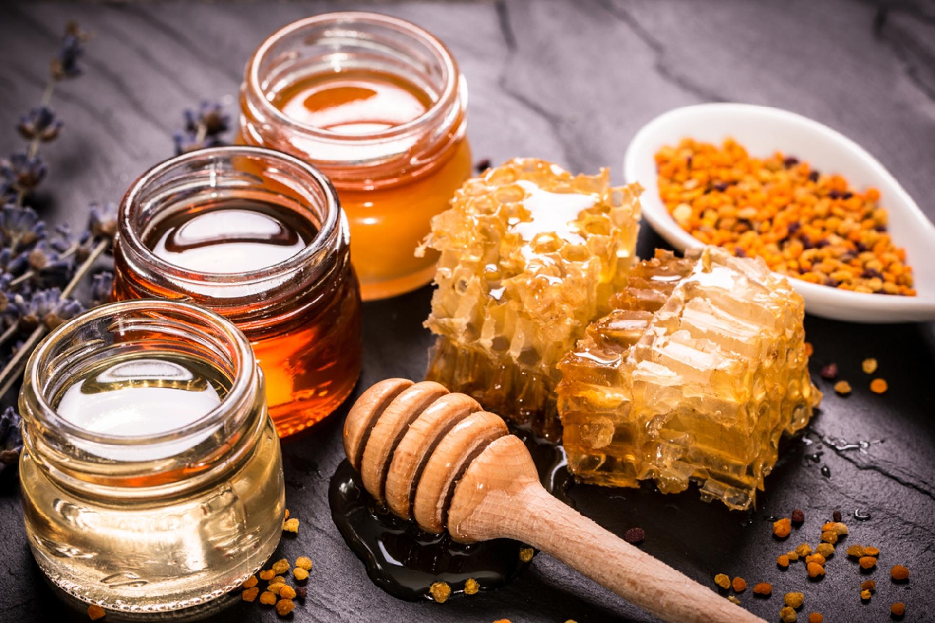 Le miel, un remède efficace contre l'hypertension artérielle