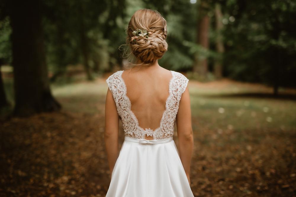 Les chignons tendances pour sublimer la mariée