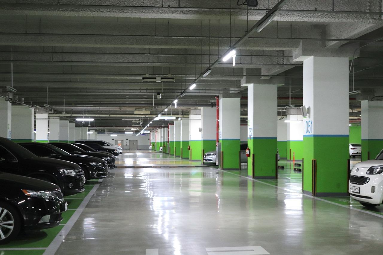 La démarche concernant le parking low cost